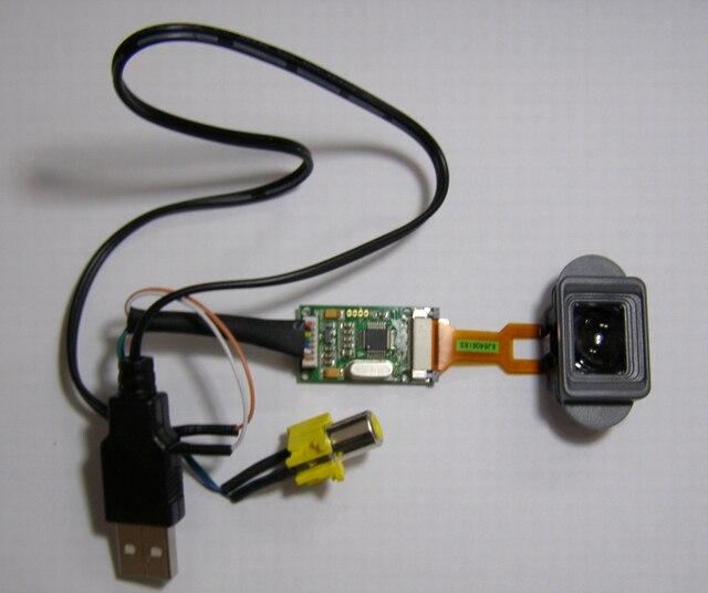 Full-color AV Signal Input DIY Night Vision Display Monocular FPV Display Viewfinder VR Display