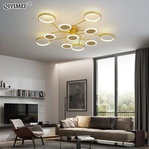 New Modern LED Chandelier Ligh