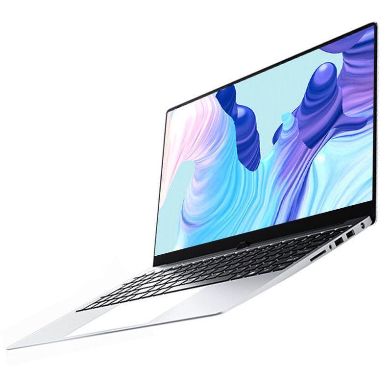 Global Custom 15.6 Inch HD Ultra Thin Notebook 8GB 2.4GHZ Dual Core Wins10 Laptop Computer