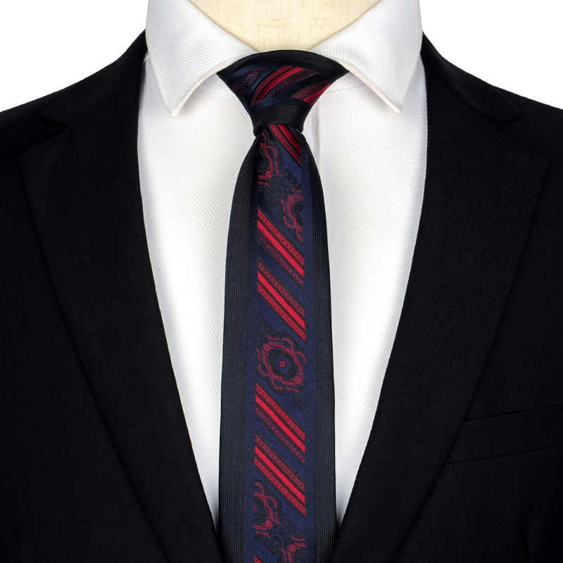 Yaratıcı kravat 6cm benzersiz erkek eğlence damat düğün kravatlar boyunbağı erkekler için hediyeler tatil festivali ziyafet erkek aksesuarları