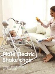 Baby artefakt elektrische baby schaukel stuhl mit baby tröstlich stuhl baby wiege schlafen liege kind schaukel tisch
