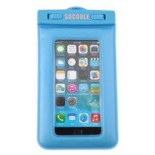 1 шт. губка плавающий Водонепроницаемый Чехол сухой мешок чехол для смартфона