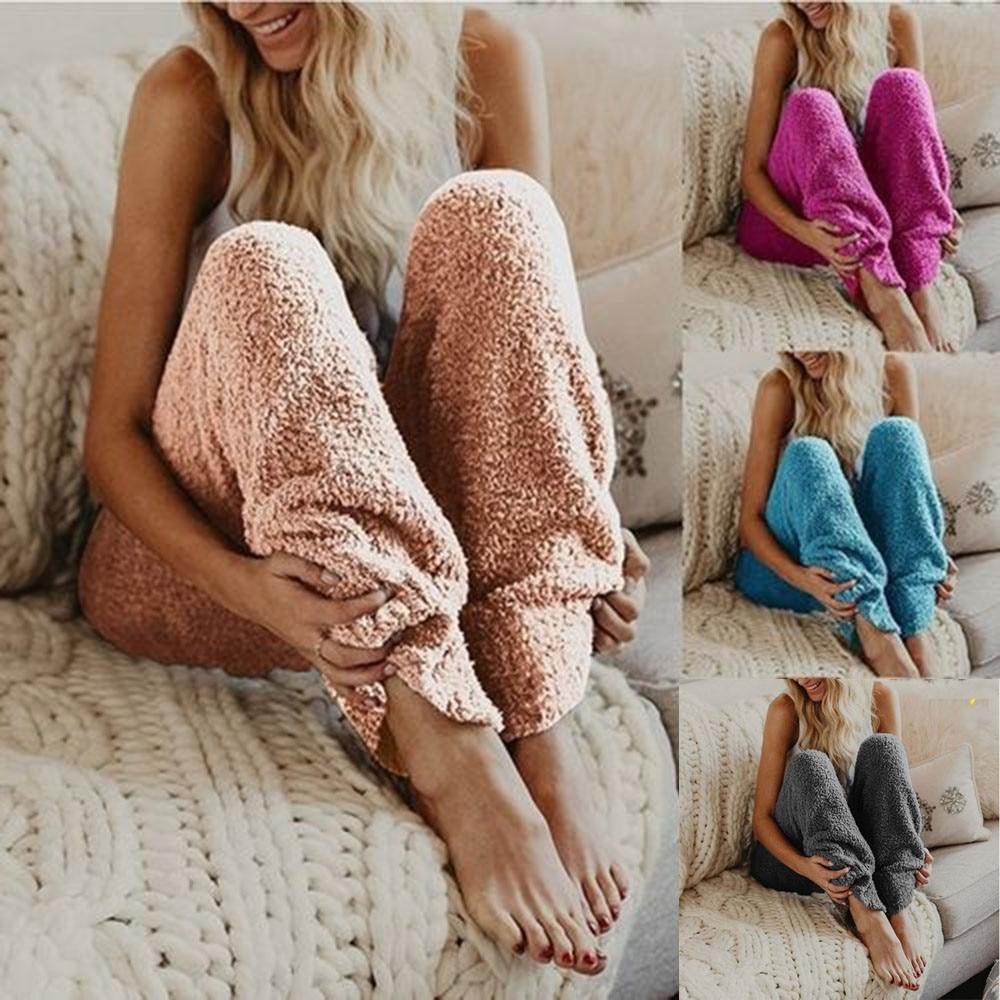 Winter Warm Cashmere Lounge Wear Pyjama