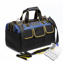 Multifunction Tool Bag Large Capacity Thicken Professional Repair Tools Bag 13