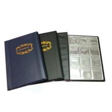 15--11cm Book Coins Coin-Collection Storage Pocket-Edition Commemorative 1pcs Volume-120pieces