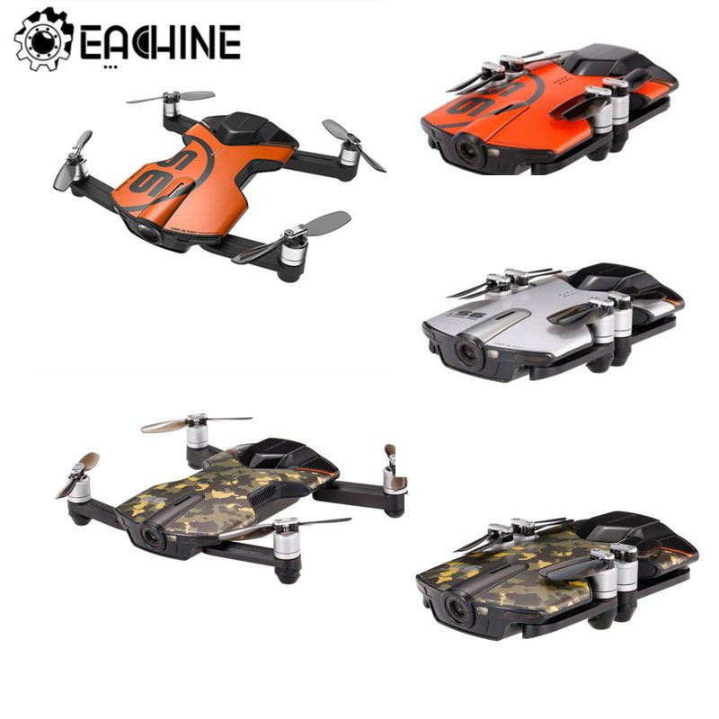 Wingsland S6 Für Tasche Selfie Drohne WiFi FPV 4K UHD Kamera Umfassende Hindernis Vermeidung APP Control Faltbare RC Quadcopter