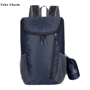 2020 New Storage Backpack Light Unisex Casual Folding Travel Bag Outdoor Backpack Mountaineering Bag Skin Pack