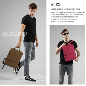 Image 3 - カイカップルのバックパックミニマリズム高品質ラップトップビジネス旅行男性女性2020ファッションバッグ防水男性スクールスタイル