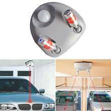Двойной лазерный датчик парковки, направляющая система парковки, датчик заднего хода для гаража, автостоянка, гид, двойной конец, помощь для гаража, парковка