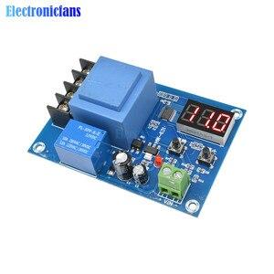 Image 4 - XH M602 цифровой Управление Батарея литий Контроль зарядки аккумулятора Управление модуль Батарея заряда Управление переключатель защиты доска 3,7 120V