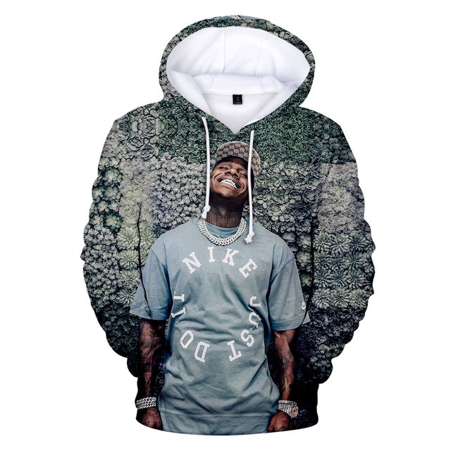 DABABY THEMED 3D HOODIE