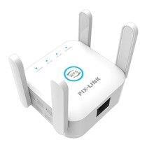 PIX-LINK 1200 м двухчастотный беспроводной усилитель расширения сигнала Wi-Fi репитер область применения широкополосный маршрутизатор