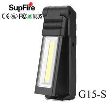 Светодиодный фонасветильник supfire cob светодиодный фонарь