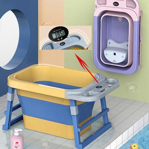 banheira de banho criancas dobravel banheira temperatura de imersao banheira de imersao de banho de