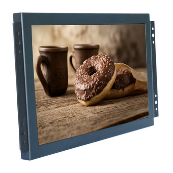 12 inch Industrial Embedded Open Frame TFT LCD Monitor with Metal Case