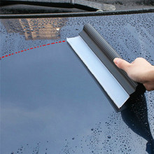 1PCS Silicone Home/Car Water Wiper Winter Ice Scraper Snow Removal Shovel Cleane