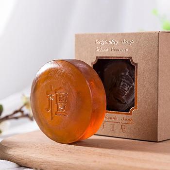 100g Handmade Soap Pore Acne Treatment Collagen Vitamin Skin Moisturizing Whitening Bathing Tool Face Care Soap Body Care