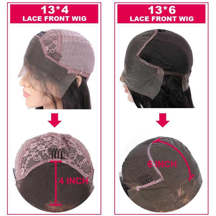 COLODO 12 cal ciemnozielony Ombre peruka z naturalnych krótkich włosów 13x6 brazylijski Remy włosy szary Bob koronki przodu peruki dla kobiet naturalne włosy