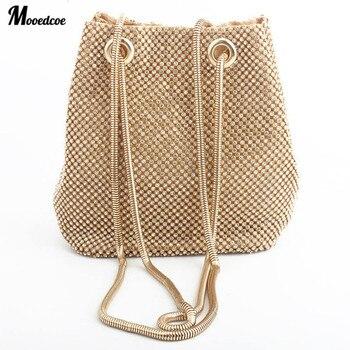 luxury women bag clutch evening bag shoulder handbags diamond bags lady wedding party pouch small bag satin totes bolsa feminina