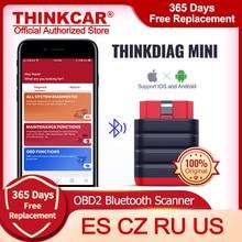 Scanner Professional Code-Reader Car-Diagnosis-Tools Easydiag Bluetooth Thinkcar Thinkdiag