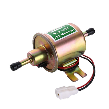 12V Low Pressure Electric Fuel Oil Pump Universal Modified Car Motorcycle Refit Diesel Petrol Engines Strong Power Piston Pumps rastp 12v electric fuel gas oil pump 3 6 psi pressure hep 02a universal for car truck boat rs fp009