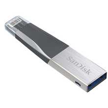 Sandisk USB3.0 OTG Flash Drive 32GB 64GB 128GB Pen Drive Lightning to Metal 64GB 128 GB U Disk Memory Stick For iPhone iPad iPod 2 in1 metal otg usb 2 0 flash drive 32gb 64gb memory storage stick u disk for phone otg pen drive for computer mobile rose gold