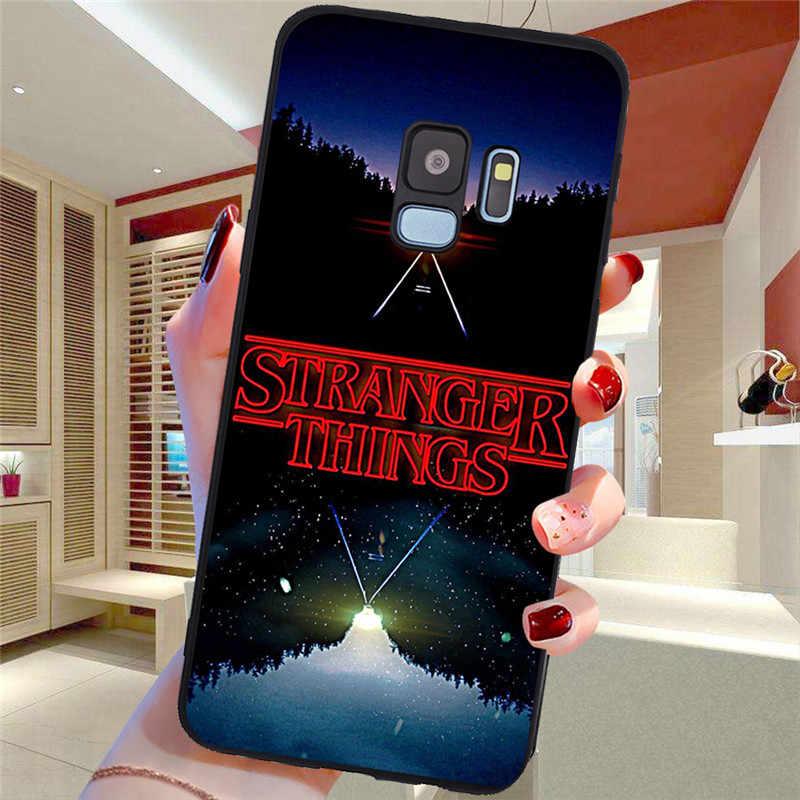 Người Lạ Điều Dành Cho Samsung Galaxy Samsung Galaxy S6 S7 Edge S8 S9 S10 Plus Lite Note 8 9 10 A30 A40 A50 a60 A70 M10 M20 Điện Thoại Ốp Lưng Etui