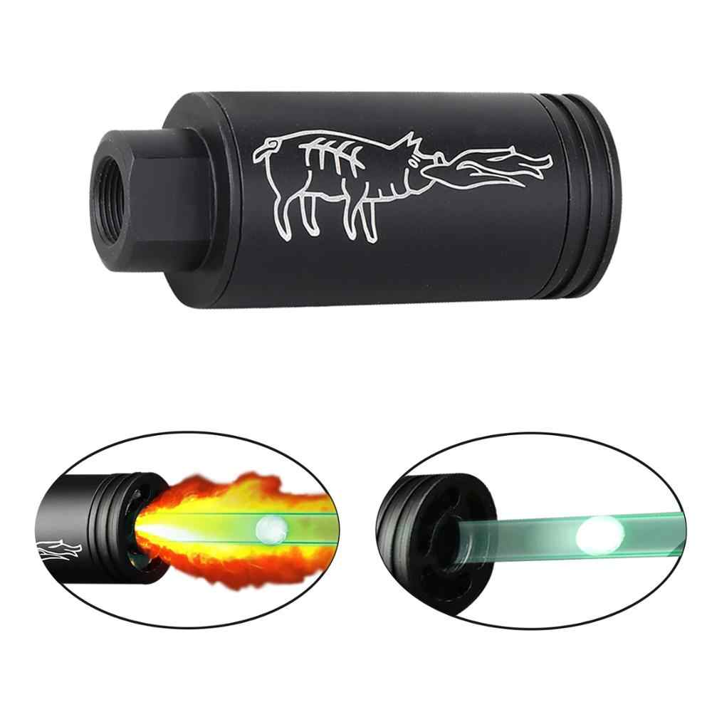 Paintball Airsoft Tracer Lichter S 14Mm/10Mm Spitfire Effect Met Fluorescentie Tracer Unit Voor Shooting Rifle Pistol auto Tracer