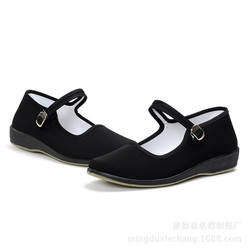 2019 г. Тканевая обувь в стиле старого Пекина обувь для мам обувь для работы в отеле напрямую от производителя, продажа осенней обуви для