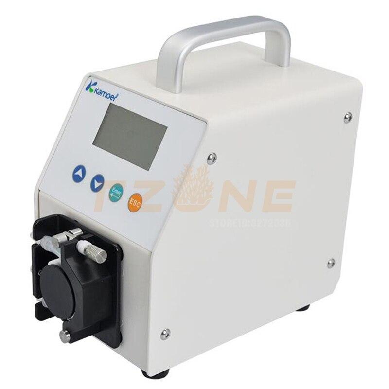 Pompe péristaltique de remplissage liquide Intelligent de pompe de recateurs de Calcium d'aquarium pompe péristaltique de haute précision pompe auto-amorçante