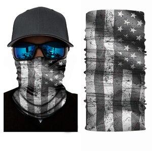 Волшебный шарф с национальным флагом, мужские Бесшовные Балаклавы для велоспорта, уличная спортивная повязка на голову, Теплая бандана, сетчатая повязка на лицо|Шарфы|   | АлиЭкспресс