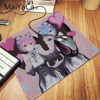 MaiYaCa RE ZERO Starting Life In Another World anime girl Big ass large XL sexy mouse pad gaming mouse pad Laptop PC desk pad 2