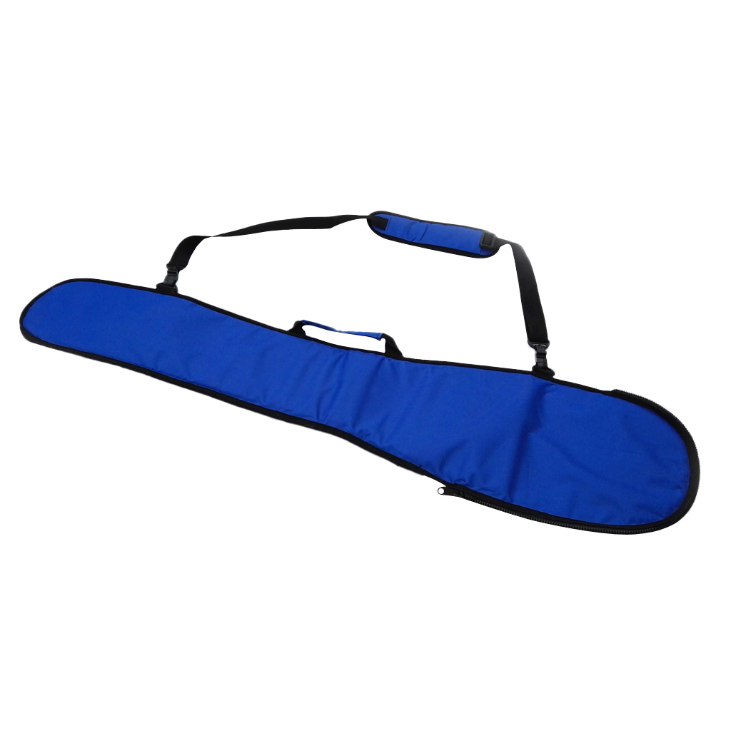 Deluxe 2-Piece Split Kayak Boat Canoe Paddle Bag Cover Waterproof Oxford Cloth Kayak Paddle Bag