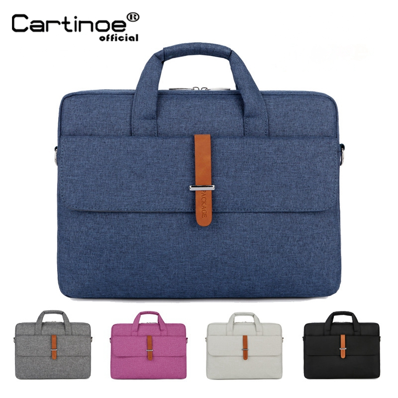 Waterproof Laptop Bag 15.6 <font><b>Case</b></font> for Macbook Pro 15 <font><b>Notebook</b></font> Bag 14 Inch Laptop Sleeve for Macbook Air 13 13.3,14 Laptop Bag <font><b>17.3</b></font> image