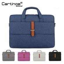 Wodoodporna torba na Laptop 15.6 etui na macbooka Pro 15 torba na notebooka 14 Cal pokrowiec na laptopa dla Macbook Air 13 13.3, 14 torba na laptopa 17.3