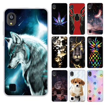 TPU Case For ZTE Blade A3 A5 A7 2019 Coque 3D Pattern Print Silicone For ZTE Blade L8 Protective Funda Capa Shell Bumper Bag for zte blade a6 a6 lite cover ultra thin soft tpu silicone for zte blade a6 case girl patterned for zte blade a6 lite shell bag
