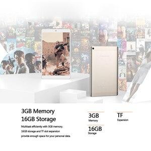 Image 4 - Teclast P80 Pro แท็บเล็ต Android หน้าจอสัมผัส 8 นิ้ว 1280*800 3GB RAM 16GB ROM Dual WiFi Android 7.0 MTK8163 Quad Core แท็บเล็ต GPS