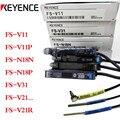 FS-V11 V11P FS-V31 FS-N18N FS-V21R волоконный цифровой усилитель датчик