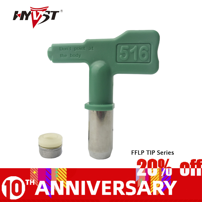 New Airless Paint Sprayer FFLP Tip Nozzle Low Pressure Tip ( FFLP 516)  Paint Sprayer Tools