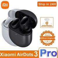 Xiaomi Redmi brotes 3 Pro Airdots 3 Pro TWS auricular Bluetooth Redmi auricular inalámbrico ANC IPX4 para K40 Nota 10 Pro