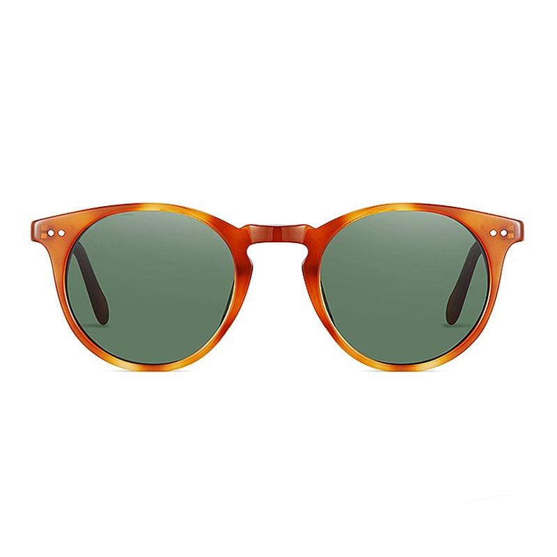 Sir O'Malley Retro Sunglasses Round Sunglasses Men OV5256 Vintage Polarized Driving Glasses Women Eyewear Gafas Sol Mujer