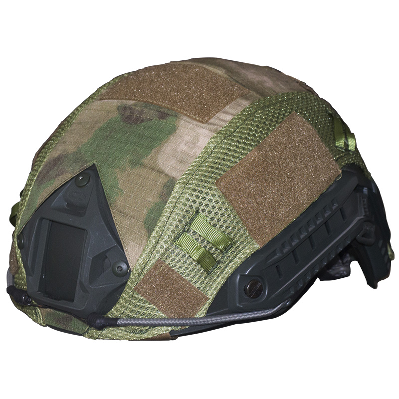 Army Military Tactical Airsoftsport Face Mask Cover Hat Caps Fast PJ MH BJ Helmet Cover Paintball Equipment Headset Accessorie