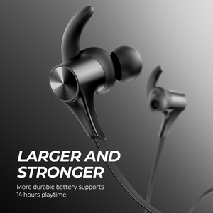 Image 4 - SoundPEATS Bluetooth 5.0 Wireless Earphones IPX6 Magnetic in Ear Wireless Earbuds 14Hours Play time APTX HD CVC Q12 HD