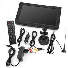 Video-Player Television ATSC Portatil LEADSTAR Digital HD for Home Car Airplane 1080P