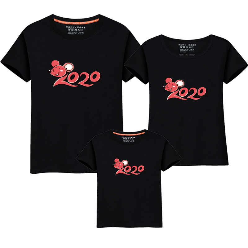 Family Look New Year 2020 Mother Daughter Dresses Girl Clothes Mommy And Me Christmas Family Matching outfits Clothing
