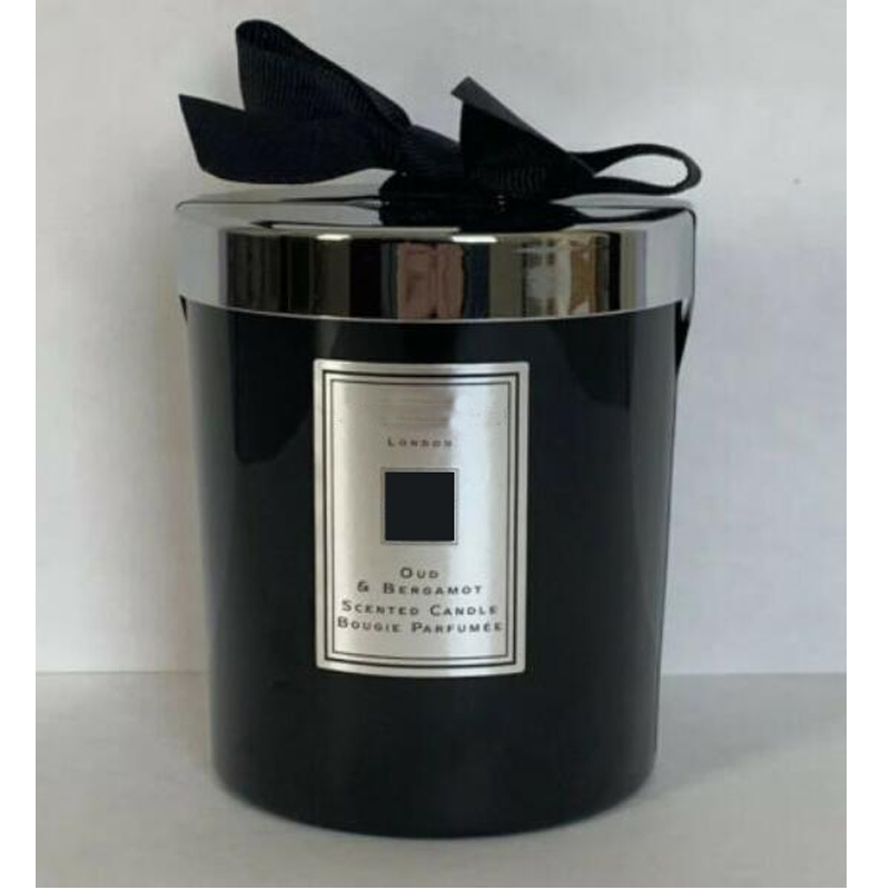 New Candel Wild Bluebell WOOD SAGE SEA SALT SCENTED CANDLE HEIGHT 2.5 IN With Oud & Bergamot Candle Fragrance Candles Gift