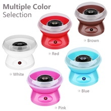 Candy-Machine Electric Household 220v Diy Boy Sweet Cotton Gift Us-Plug Girl Kids