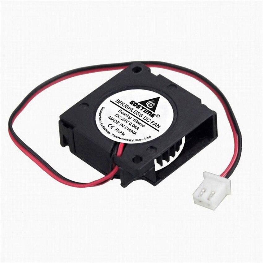 Вентилятор для 3D-принтера, 5 В, 12 В, 24 В, 3010, 30 х30х10 мм