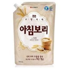 Жидкое средство для мытья посуды «Pong Barley Grain» LG Natural Pong, 1.2 л
