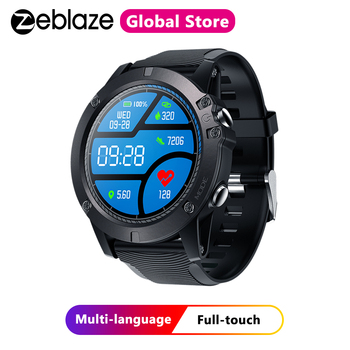 Zeblaze VIBE 3 PRO Color Touch Display Sports Smartwatch Heart Rate All-day Activity Tracking Smart Watch For IOS & Android цена 2017